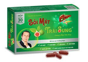 bài thuốc trị sỏi mật