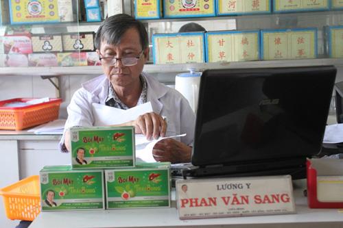Lương y Phan Văn Sang