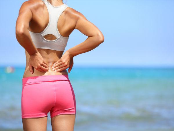 Dấu hiệu của bệnh sỏi thận 3- Đau bên hông hoặc bụng dưới.