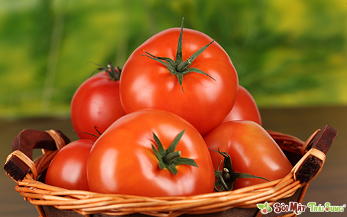 lợi ích sức khỏe của cà chua