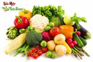 Bệnh sỏi gan nên ăn gì?