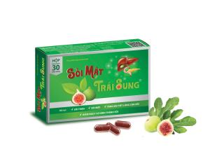 sản phẩm sỏi mật trái sung